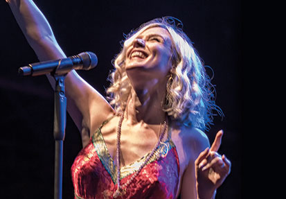 Joss Stone feat. Candy Dulfer & Special Guests